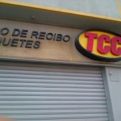 Centro de Recibos y Paquetes TCC en Bogotá