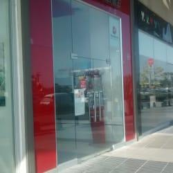 Correos  de Chile - Plaza Norte en Santiago