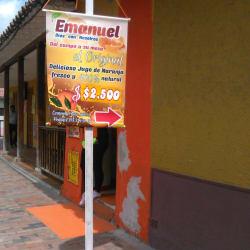 Emanuel Dios Esta Con Nosotros en Bogotá