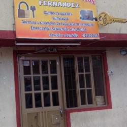 Cerrajeria Electricos Fernandez en Bogotá