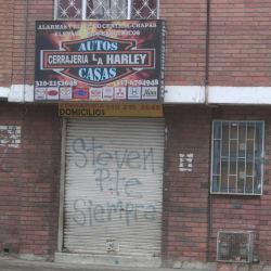 Cerrajeria La Harley en Bogotá