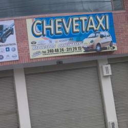 Chevetaxy en Bogotá