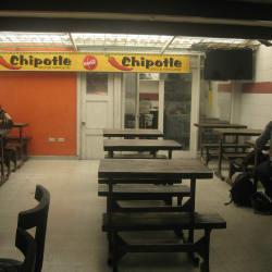 Chipotle Delicias Mexicanas  en Bogotá
