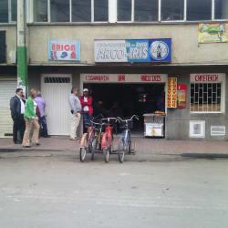 Cigarreria Bar Arco- Iris en Bogotá
