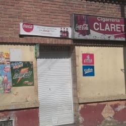 Cigarrería Claret en Bogotá