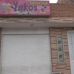 Expresión Social Yakos en Bogotá