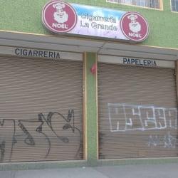 Cigarrería La Grande en Bogotá