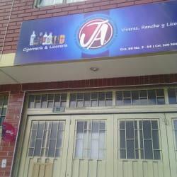 Cigarreria & Licorera JA en Bogotá