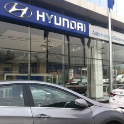 Hyundai - Las Condes / Curamavida en Santiago
