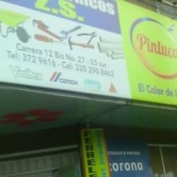 Ferreelectricos Z.S. en Bogotá