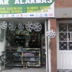 Car Alarmas en Bogotá