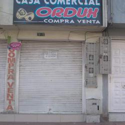 Casa Comercial Ordux en Bogotá