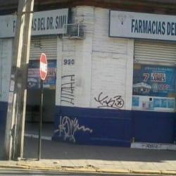 Farmacia del Dr. Simi - Av. Independencia en Santiago