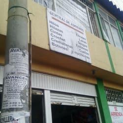 Central de Adornos  en Bogotá