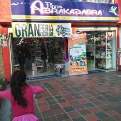 Fiestas Abrakadabra en Bogotá