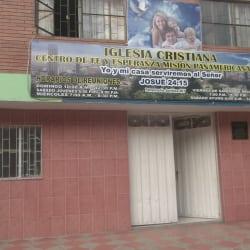 Centro de Fe y Esperanza en Bogotá