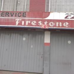 Fire Service en Bogotá