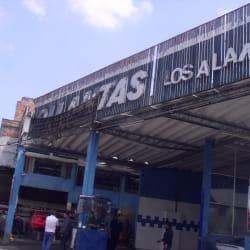 Lavadero Icollantas Los Álamos en Bogotá