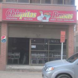 Chispitas Brasas en Bogotá