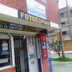 Chocolate Internet en Bogotá