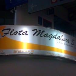 Flota Magdalena S.A en Bogotá