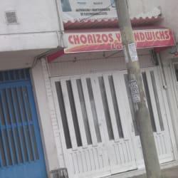 Chorizos y Sandwiches en Bogotá