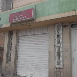 Cigarrería San Diego en Bogotá