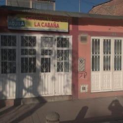 Cigarrería y Deposito La Cabaña en Bogotá