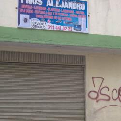 Fríos Alejandro en Bogotá