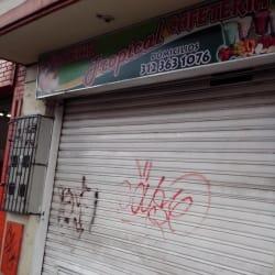 Fruteria Cafeteria Tropical en Bogotá