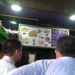 Thai Street Food en Santiago