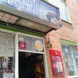 Frutos de Los Cielos en Bogotá