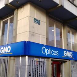 Óptica GMO Galerías en Bogotá