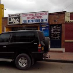 Full Repuestos la 14 en Bogotá