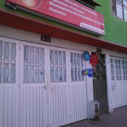 Claro Calle 30 Sur en Bogotá