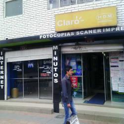 Claro H.D.M Comunicaciones en Bogotá