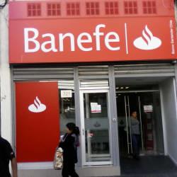 Banefe - Puente  en Santiago
