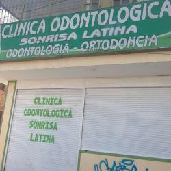 Clinica Odtoonlógica Sonrisa Latina en Bogotá