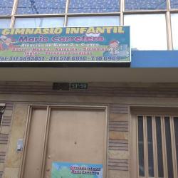 Gimnasio Infantil Mario Carrertero en Bogotá