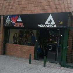 Volkanica en Santiago