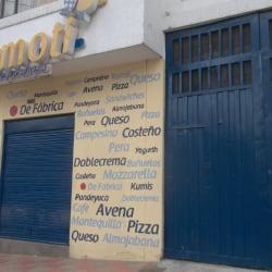 Camoti en Bogotá