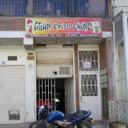 Gran Exito Chino en Bogotá