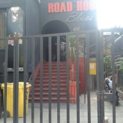 Road House Bar en Santiago