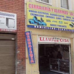 Cerrajeria y Alarmas la 2 en Bogotá