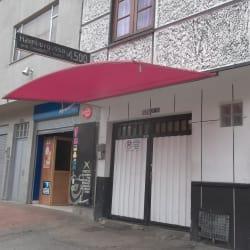 Hamburguesa Con Ensalada y Queso en Bogotá