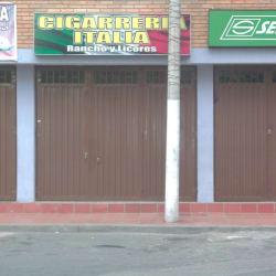Cigarrería Italia en Bogotá