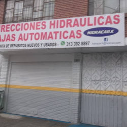 Hidracar.k Direcciones Hidráulicas Cajas Automaticas en Bogotá