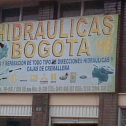 Hidráulicas Bogotá H.B en Bogotá
