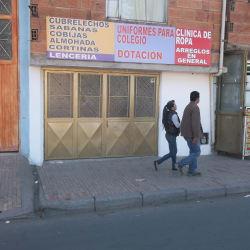 Clínica de Ropa  en Bogotá
