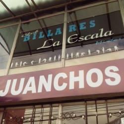 Club Billares la Escala en Bogotá